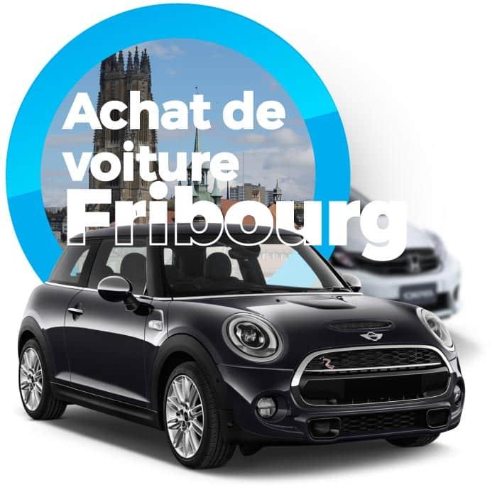 Vendez votre voiture à Fribourg