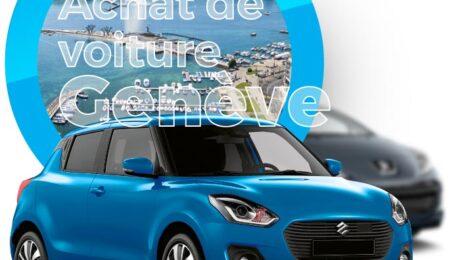 Vendez votre voiture Geneve