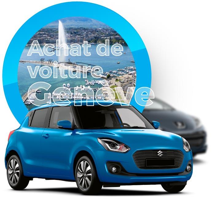 Vendez votre voiture à Genève