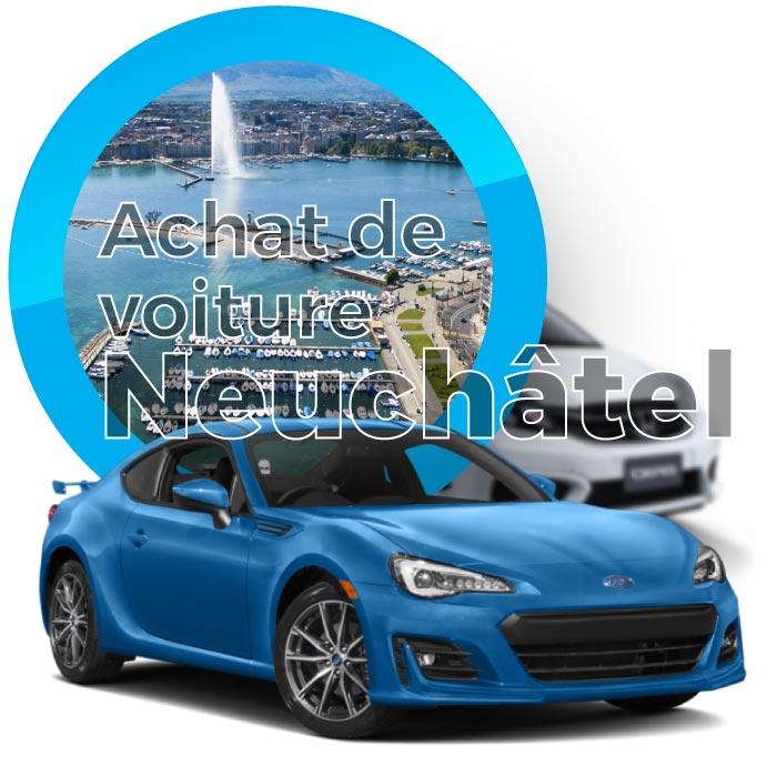 Vendez votre voiture à Neuchâtel
