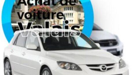 Vendez votre voiture Valais
