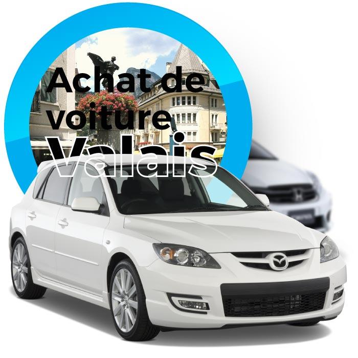 Vendez votre voiture à Valais