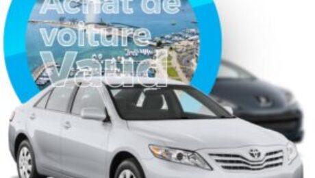 Vendez votre voiture Vaud