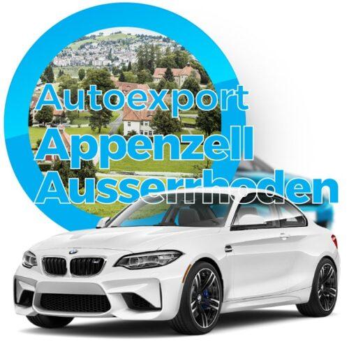 Autoexport Appenzell Ausserrhoden