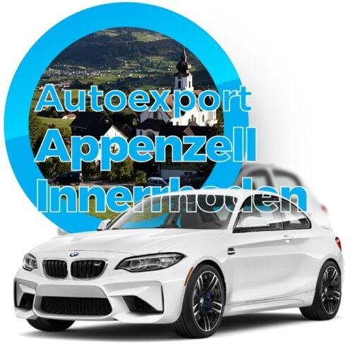 Autoexport Appenzell Innerrhoden
