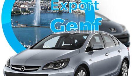 autoexport Genf