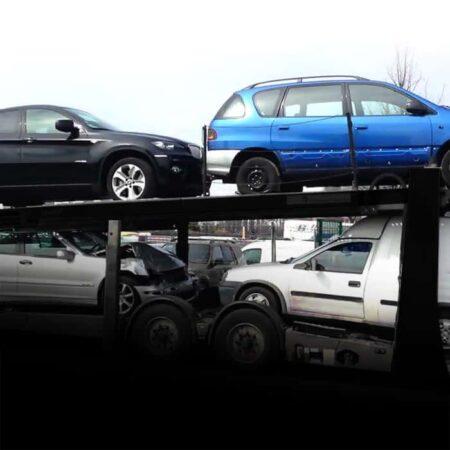 Auto verkaufen für den Export