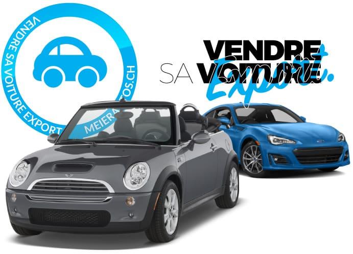 Vendre voiture export